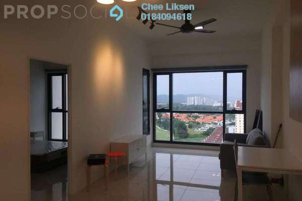 For Rent Condominium at Tropicana Gardens, Kota Damansara Freehold Fully Furnished 0R/0B 2k