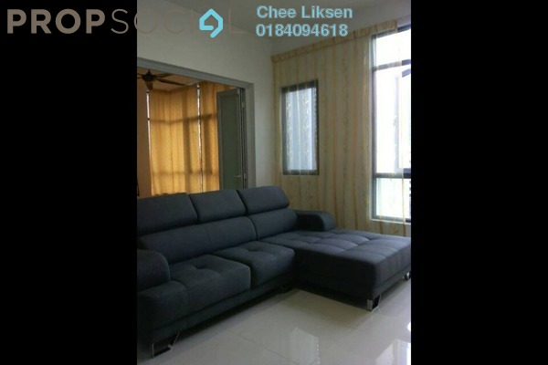 For Rent Condominium at Tropicana Avenue, Tropicana Freehold Fully Furnished 3R/2B 2.3k