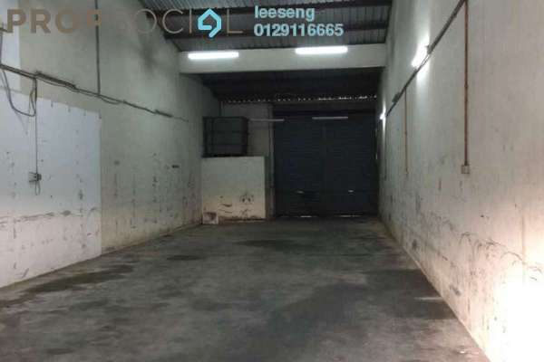 For Rent Factory at Kampung Jawa, Shah Alam Freehold Unfurnished 0R/2B 2k