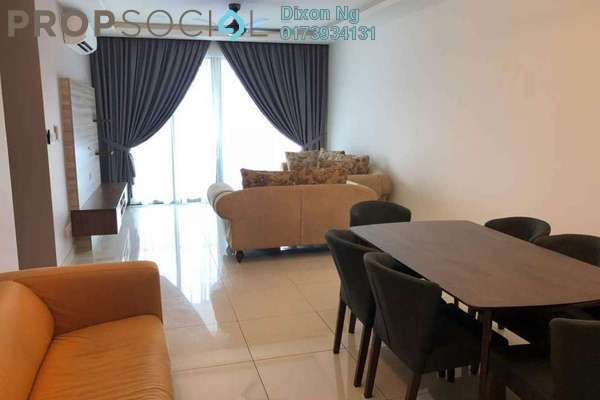 For Sale Condominium at You Residences @ You City, Batu 9 Cheras Freehold Fully Furnished 4R/3B 850k