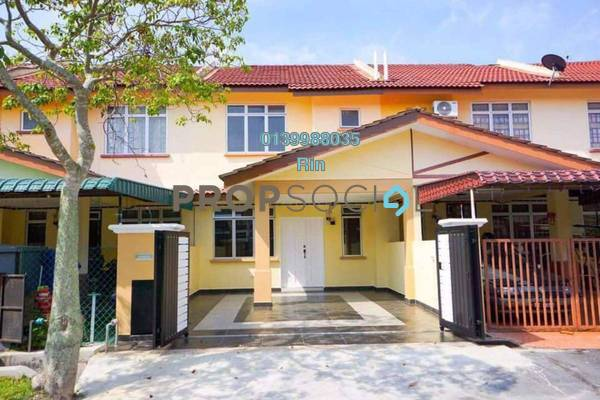 For Sale Terrace at Bandar Tasik Kesuma, Semenyih Freehold Unfurnished 4R/3B 420k