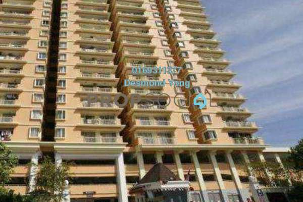 For Rent Condominium at Platinum Hill PV6, Setapak Freehold Fully Furnished 4R/2B 1.9k