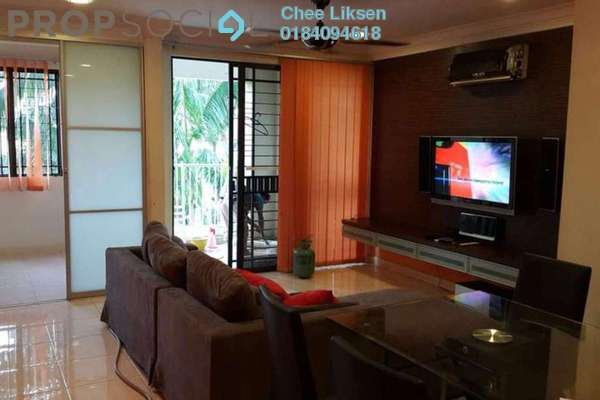 For Rent Condominium at Casa Tropicana, Tropicana Freehold Fully Furnished 2R/2B 2k