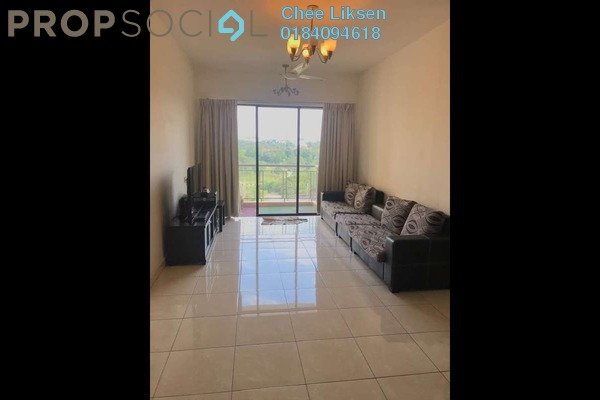For Rent Condominium at Casa Indah 1, Tropicana Freehold Fully Furnished 2R/3B 2.2k