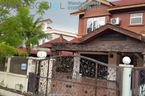 For Sale Terrace at PP 4, Taman Putra Prima Freehold Semi Furnished 6R/3B 890k