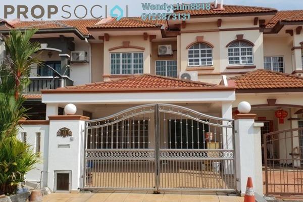 For Rent Terrace at Puteri 12, Bandar Puteri Puchong Freehold Semi Furnished 4R/3B 2k
