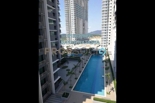 For Sale Serviced Residence at Almyra Residence, Bangi Freehold Semi Furnished 3R/2B 470k