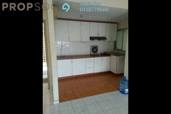 For Sale Condominium at SD Tiara Apartment, Bandar Sri Damansara Freehold Semi Furnished 3R/2B 308k