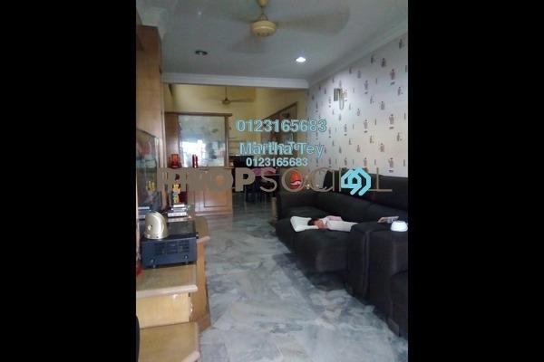 For Sale Terrace at Taman Sri Manja, PJ South Freehold Semi Furnished 3R/2B 550k