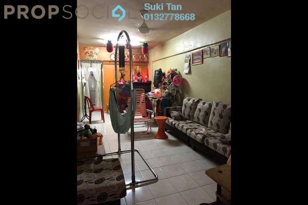 For Sale Apartment at Mutiara Fadason, Jinjang Freehold Semi Furnished 3R/2B 178k