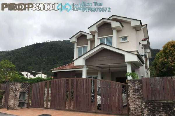 For Sale Bungalow at Pinang Village, Balik Pulau Freehold Fully Furnished 5R/6B 1.6m