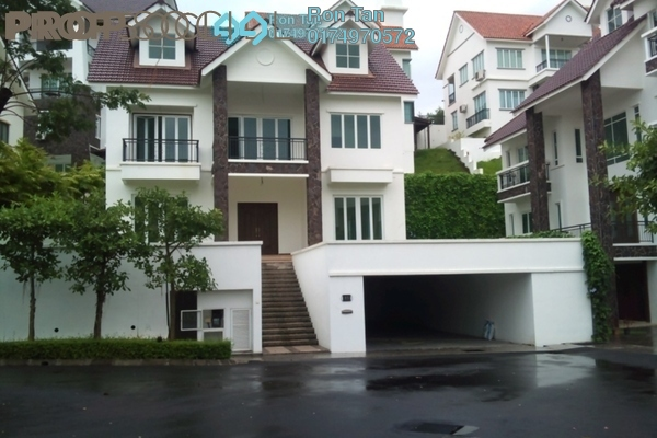 For Sale Bungalow at Hilltop Villas, Batu Ferringhi Freehold Unfurnished 4R/5B 4m