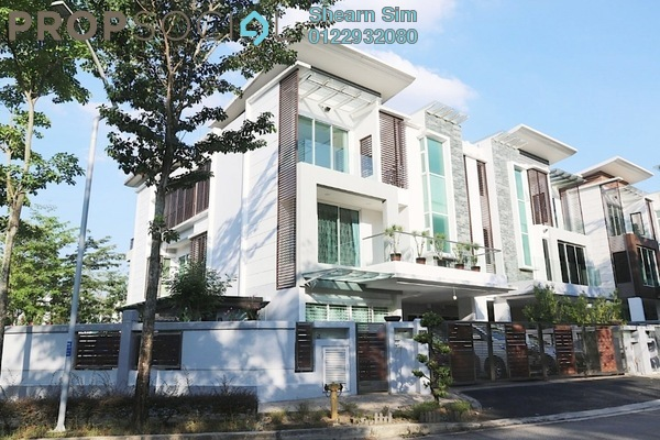 For Sale Semi-Detached at Tropicana Indah, Tropicana Freehold Semi Furnished 8R/9B 5.4m