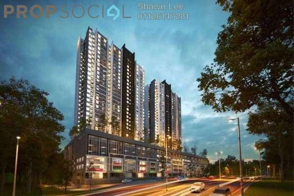 For Sale SoHo/Studio at SS7, Kelana Jaya Freehold Unfurnished 2R/1B 320k