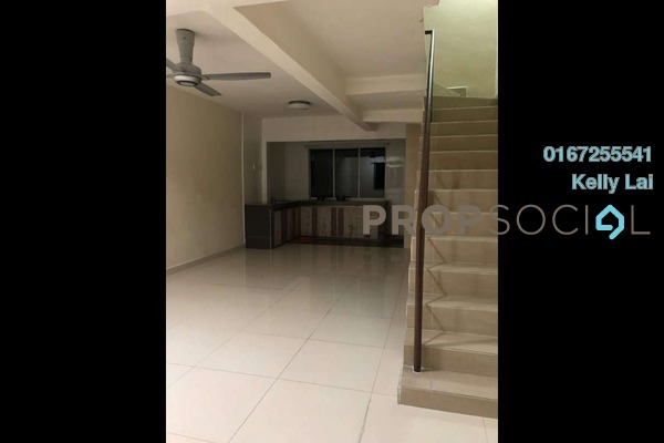 For Sale Terrace at Taman Desa Jaya, Kepong Freehold Semi Furnished 3R/2B 450k