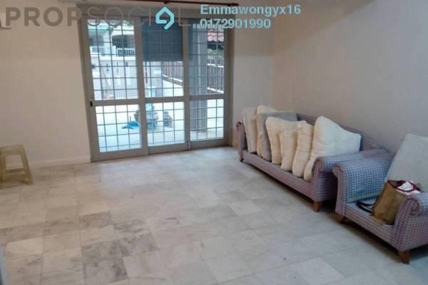 For Sale Terrace at SD7, Bandar Sri Damansara Freehold Semi Furnished 3R/3B 990k