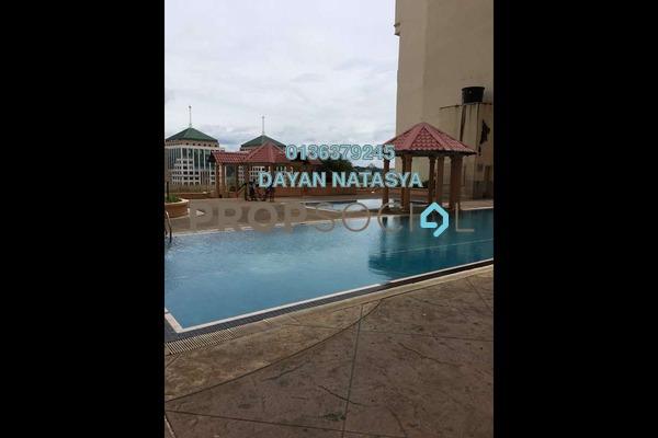 For Sale Condominium at Serdang Skyvillas, Seri Kembangan Freehold Semi Furnished 3R/2B 250k