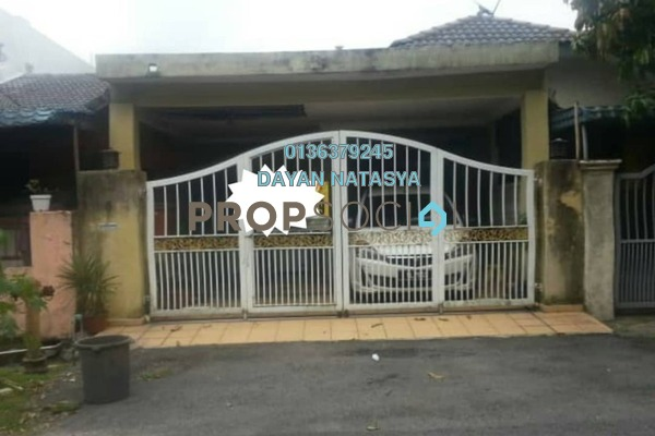 For Sale Terrace at Cheras Perdana, Cheras South Freehold Semi Furnished 3R/2B 430k