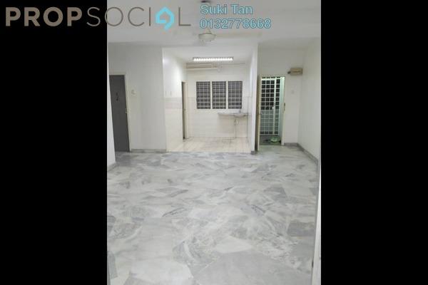 For Sale Condominium at Pelangi Indah, Jalan Ipoh Freehold Unfurnished 3R/2B 318k