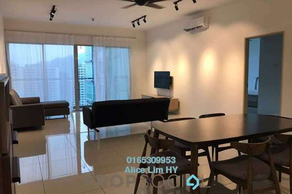 For Sale Condominium at The Latitude, Tanjung Tokong Freehold Fully Furnished 3R/3B 860k