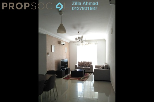 For Rent Serviced Residence at Subang Avenue, Subang Jaya Freehold Fully Furnished 3R/1B 2.6k