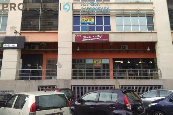 For Sale Shop at Perdana The Place, Damansara Perdana Freehold Semi Furnished 0R/0B 399k