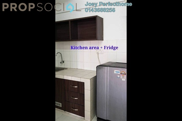 For Sale Condominium at Pearl Avenue, Kajang Leasehold Semi Furnished 3R/2B 269k