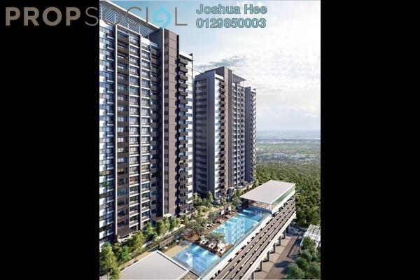 For Sale Condominium at You City, Batu 9 Cheras Freehold Semi Furnished 3R/2B 578k