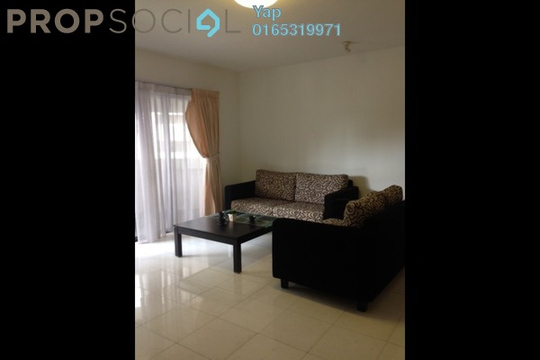 For Rent Condominium at UBN Apartment, KLCC Freehold Fully Furnished 2R/2B 5.3k