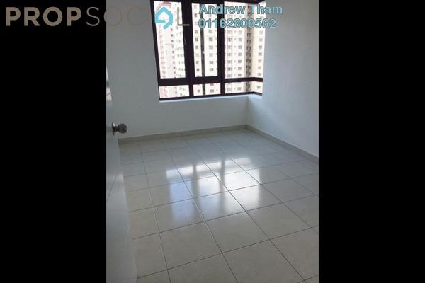 For Rent Condominium at Sentul Rafflesia, Sentul Freehold Unfurnished 3R/2B 2k