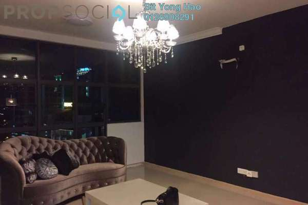 For Sale Condominium at Vista Alam, Shah Alam Freehold Fully Furnished 3R/2B 690k