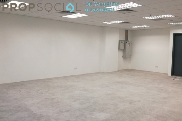 For Rent Office at KL Eco City, Mid Valley City Freehold Unfurnished 0R/0B 3.11k