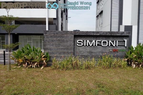 For Sale Condominium at Symphony Residence, Kajang Freehold Unfurnished 3R/2B 320k
