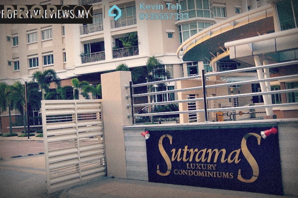 For Sale Condominium at Sutramas, Dutamas Freehold Fully Furnished 3R/3B 798k