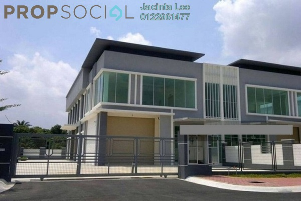 For Sale Factory at LEKAS 18, Semenyih Freehold Semi Furnished 0R/4B 2.63m