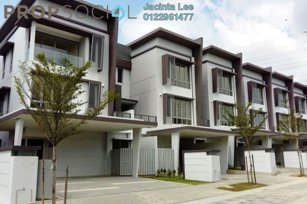 For Sale Terrace at Park Villa @ Sunway Eastwood, Seri Kembangan Freehold Unfurnished 4R/5B 886k