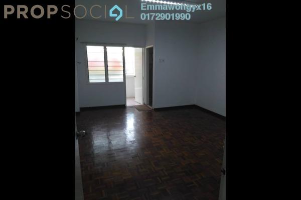 For Sale Condominium at Pelangi Indah, Jalan Ipoh Leasehold Unfurnished 3R/2B 320k