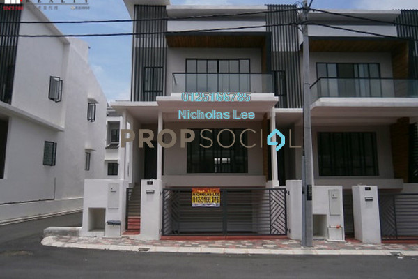 For Sale Superlink at Ipoh South Precinct, Ipoh Freehold Unfurnished 5R/4B 530k