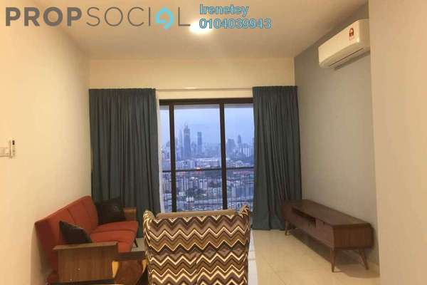 For Rent Condominium at Vila Vista, Cheras Freehold Fully Furnished 4R/3B 3.3k