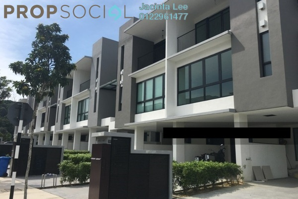 For Sale Townhouse at Primer Garden Town Villas, Cahaya SPK Leasehold Unfurnished 3R/3B 489k