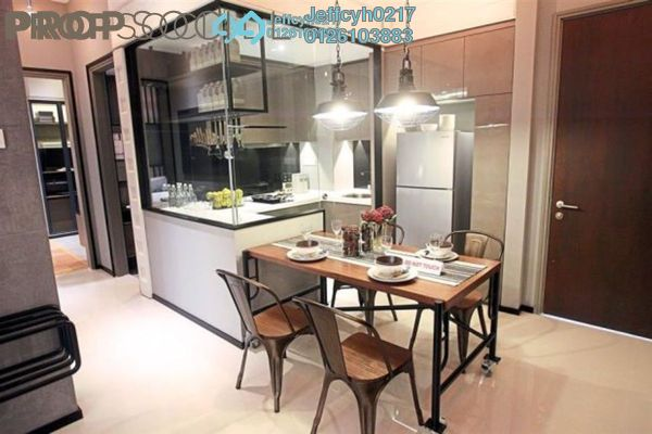 For Sale Condominium at SkySierra, Setiawangsa Freehold Semi Furnished 3R/3B 484k