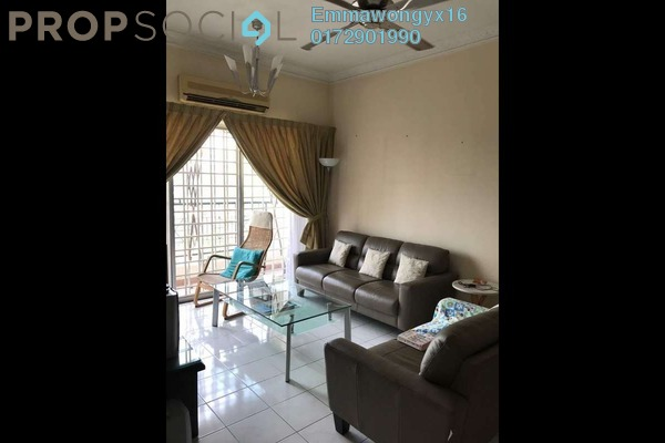 For Rent Condominium at Menara Menjalara, Bandar Menjalara Freehold Fully Furnished 3R/2B 1.6k