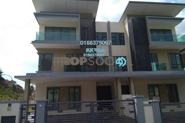 For Sale Semi-Detached at Taman Vista Hill, Bandar Mahkota Cheras Leasehold Unfurnished 6R/6B 1.39m