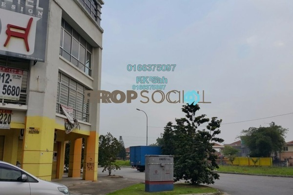 For Sale Shop at Taman Maznah, Klang Freehold Unfurnished 3R/6B 1.3m