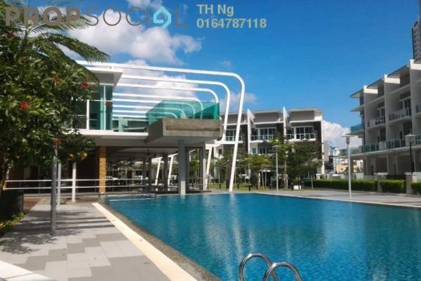 For Sale Condominium at Gardens Ville, Sungai Ara Freehold Unfurnished 3R/2B 570k