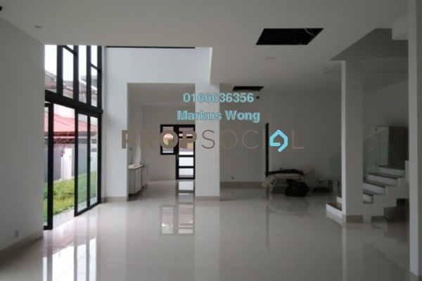 For Sale Semi-Detached at Taman Koperasi Cuepacs, Bandar Sungai Long Freehold Semi Furnished 6R/6B 1.5m