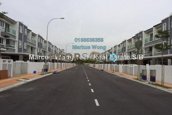 For Sale Terrace at Seri Jalil, Bukit Jalil Freehold Unfurnished 6R/7B 1.8m