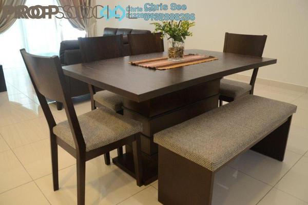 For Sale Condominium at Glomac Damansara, TTDI Freehold Fully Furnished 3R/2B 950k