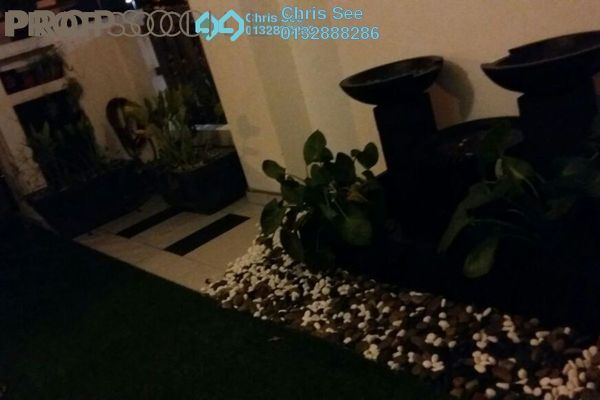 For Sale Terrace at Setia Indah, Setia Alam Freehold Fully Furnished 4R/4B 830k