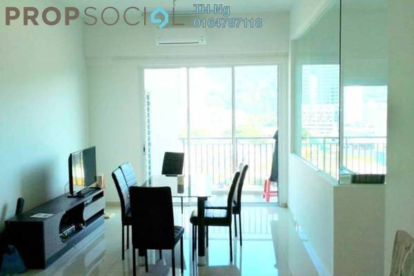 For Sale Condominium at Imperial Residences, Sungai Ara Freehold Fully Furnished 3R/2B 550k